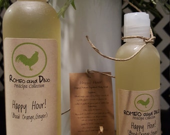 Body Wash, Happy Hour!