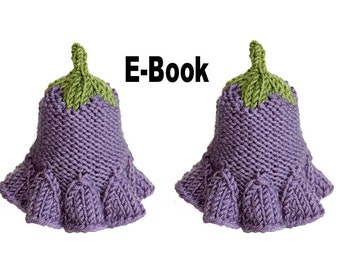 Strickanleitung E-Book Eierwärmer Elfenblüte