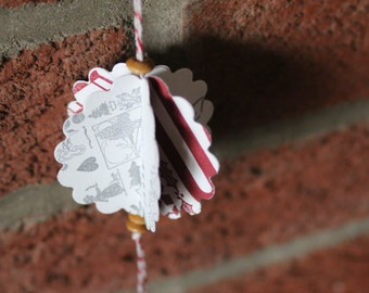 Letterpress Ornament