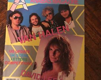 Anabas Magazine: Van Halen