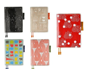 Hobonichi Cover on Cover for Cousin -A5 (Designs)
