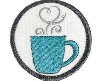 Coffee Love Craftbadge craft merit badge