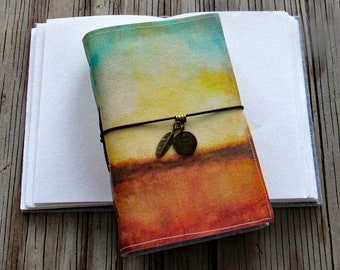 Live Your Dream Journal a gratitude travel vacation journal, gift for retirement, graduation mom dad - tremundo