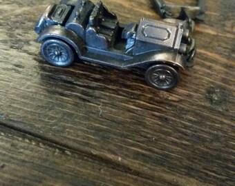Die cast car keychain