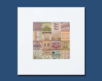 Prague Pastel Print