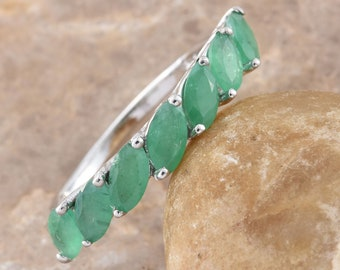 Emerald Ring - Size 5