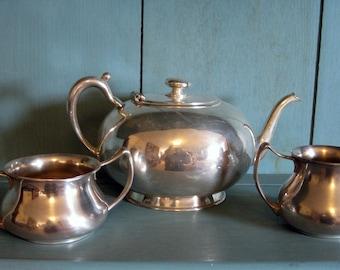 Tea Service, Set of three pieces