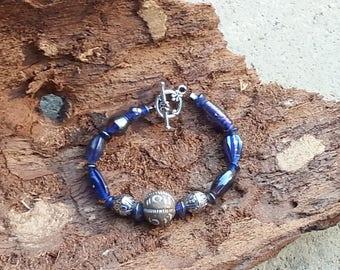 "Pearl Bracelet ""Luna"""
