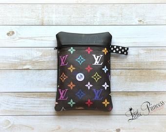 Cosmetic Pouch, Cosmetic Bag, Makeup Bag, Makeup Bag, Zipper Pouch, Zipper Bag