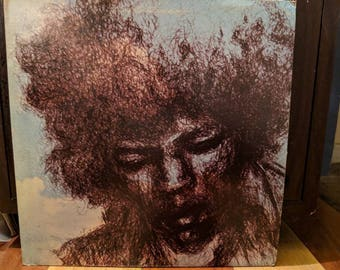 Jimi Hendrix - The Cry Of Love - Vinyl