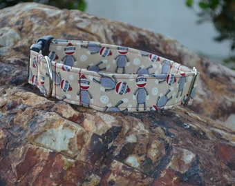 The Kingston Dog Collar (Martingale or Buckle)