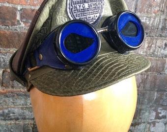 TMNT Inspired Crush Cap & Goggles