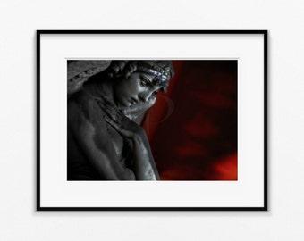 Wall Décor Angel Art, Guardian Angel, Angel Photography, Angel print, Angels