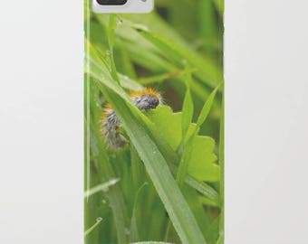 iPhone Case - Caterpillar Macro (Slim case)