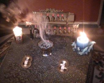 Sacred Temple Powder (Altar Incense)