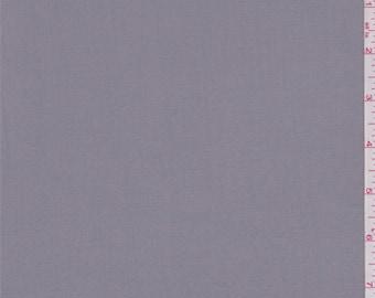 Taupe Grey Poplin, Fabric By The Yard