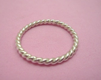 Sterling Twist Band