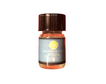 5. Throat / Voice Chakra Essential Oil Blend - 5/8 dram