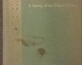 Curtains & Draperies: A Survey Of The Classic Periods by M.J.Dubois