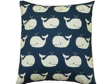 Throw Pillows, Pillow Cover, Home Decor Pillows, Navy Throw Pillow, Navy Blue Pillow Cushion Cover