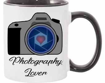Camera Photography Lover - Mug