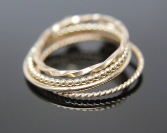 Pick a gold band in 14k Yellow Gold, 14k Rose Gold or 14k White Gold. Knuckle size available.
