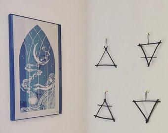 Elements Symbols/Sigils Home & Altar Decor