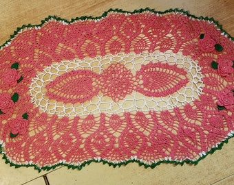 Tea Party Table Topper