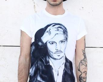 Johnny Depp Shirt