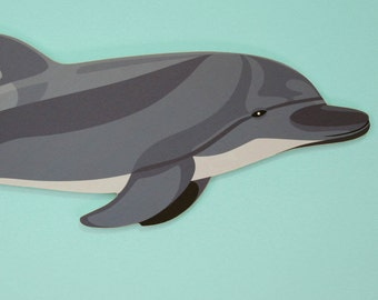 Dolphin Wall Decoration