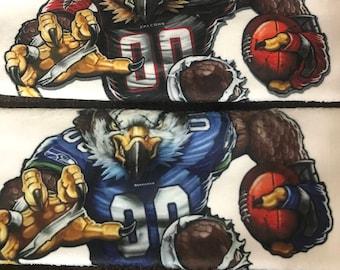 Custom Super Soft Sports Towels
