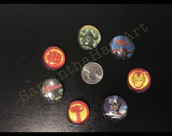 Avengers magnets #11