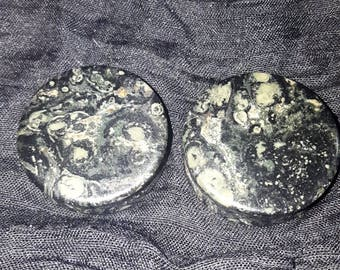 35mm Stone Plugs
