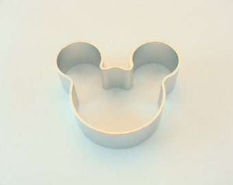 Cute Little Mouse Ears Cookie Cutter