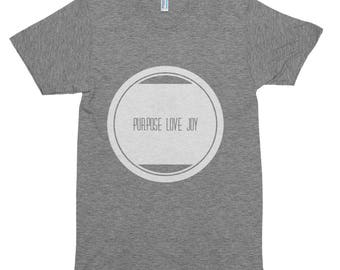 P+L+J/Share the Love Short sleeve soft t-shirt