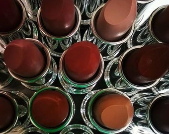 ANY SHADE Full Size Vegan Lipstick - Your Choice of 26 Shades Available