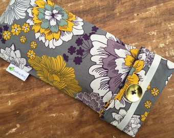 Floral Flax Seed Cold or Hot Pack