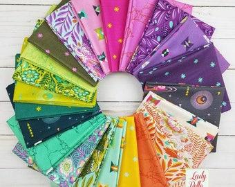 Tula Pink Spirit Animal 23 PCS Fat Quarter Bundle Collection Quilt Fabric