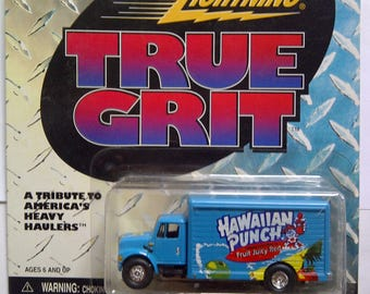 Hawaiian Punch Truck New On Card Ho Scale 1/87th