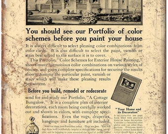 """Sherwin Williams Paints and Varnishes 10"""" X 7"""" Reproduction Metal Sign Z62"""
