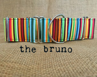 The Bruno Collar, Leash, and Tie