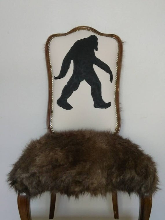 Bigfoot Accent Chair