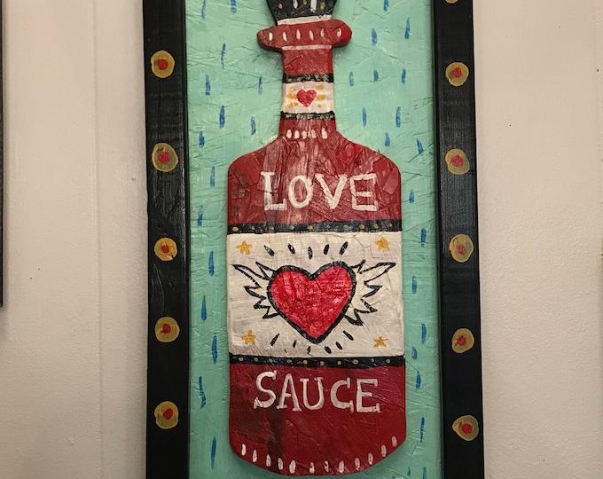Love Sauce