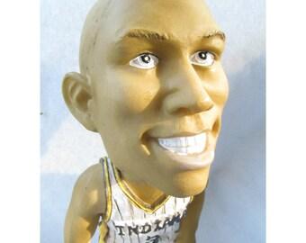 Indiana basketball - Sports Fan collectible , man cave figurine , NBA Basketball , Al Harrington , bobblehead , NBA decor , #1