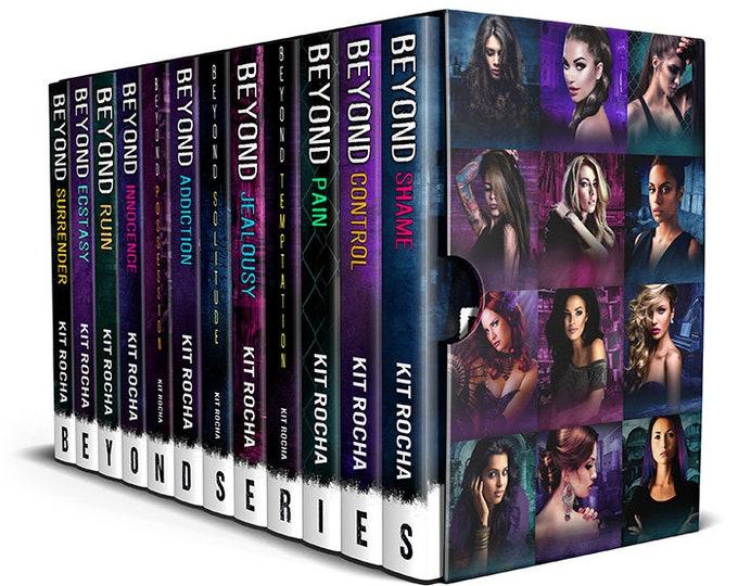 Ebook: The Complete Beyond Series Bundle