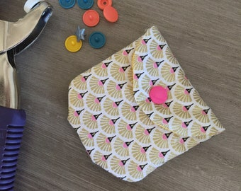 Mini origami wallet
