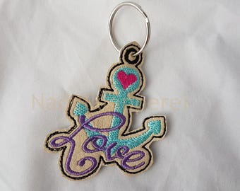 Key Ring Anchor