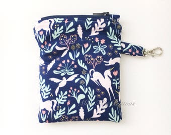 Mini Essential Oil Bag, Essential Oil Pouch, Essential Oil Travel, Essential Oil Storage . . . holds 2 bottles or 3 - 4 roller bottles