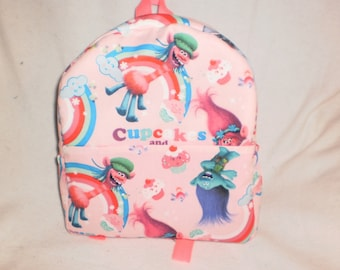 Child's Trolls  backpack