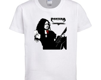 Dimebag Darrell Pantera Teen Kid Toddler T-Shirt